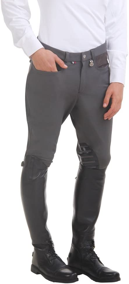 TuffRider High material Men's Ranking TOP5 Oslo Breeches Knee Patch