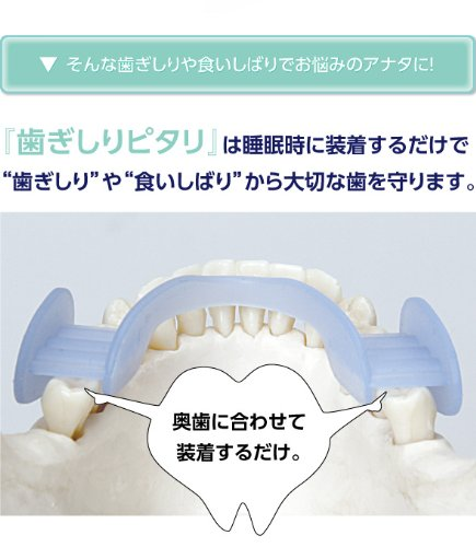 プロイデア『歯ぎしりピタリ』