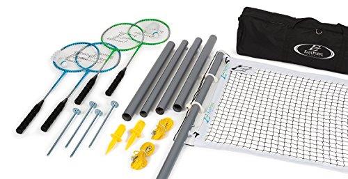EastPoint Sports Deluxe Badminton Set White