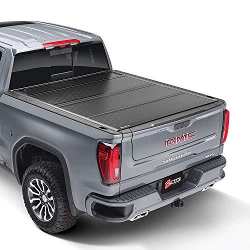 BAK BAKFlip G2 Hard Folding Truck Bed Tonneau Cover | 226133 | Fits 2020 GM Silverado, Sierra 2500, 3500 6' 10' Bed (82.2')