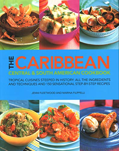 Caribbean: Central & South American Cookbook