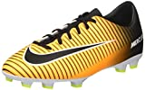 Nike Jr. Mercurial Victory VI FG, Chaussures de Football Mixte Enfant, Orange (Laser...