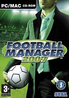 Football Manager 2007 (PC CD) [Importación inglesa]