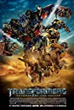 Transformers 2 Revenge of The Fallen Movie Poster 2 Sided Original IMAX Final 27x40