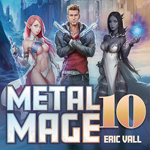 Metal Mage 10 cover art
