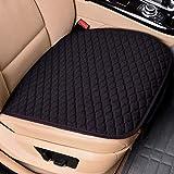 Yuki's Little Store - Copri-sedile posteriore per auto, regolabile, accessori per auto, tappetino di protezione traspirante