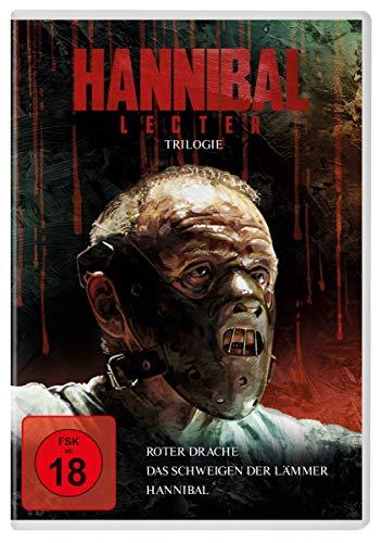 Hannibal Lecter Trilogie [3 DVDs]
