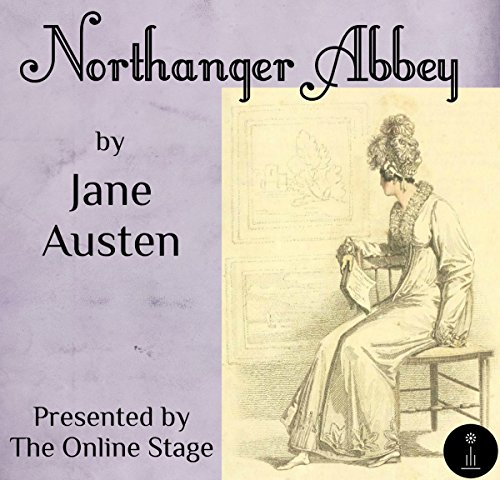 Northanger Abbey  By  cover art