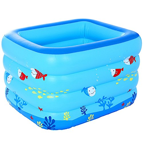 Baignoire gonflable, piscine pour bébé Pliable Baignoire pour bébé Nouveau-nés Bassin de pêche ( Couleur : #3 )