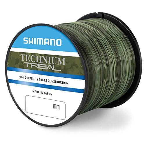 Shimano Filo Technium Tribal 0,35 mm 790 m Nessuno
