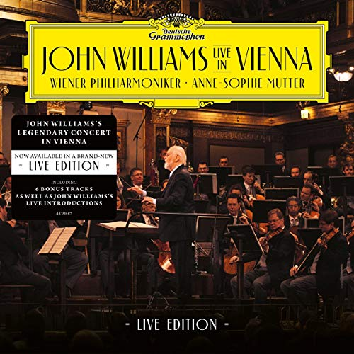 John Williams in Vienna - Live Edition