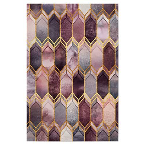 """artboxONE Poster 30x20 cm Abstrakt Dreamy Stained Glass 1"""" hochwertiger Design Kunstdruck - Bild Graphic elegant Fancy"""