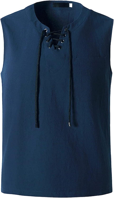 Men's Workout Muscle Tee Shirt Casual Summer Lightweight Running Outerwear Softshell Sleeveless Jacket
