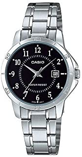 Casio Casual Watch Analog Display for Women LTP-V004D-1B