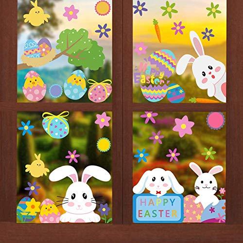Scritta pasquale in legno con scritta Easter /& Hello Spring Easter Wood Tabletop Ornament Hallo Primavera Decorazione da tavolo