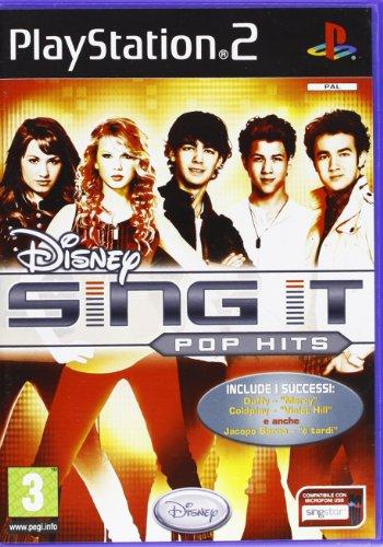 Disney Sing It - Juego (PS2, PlayStation 2, Música, E (para todos))