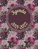 Agenda 2021-2022: Un Elegante Diario Settimanale con uno Stile Único, dove troverai lo Spazio per la lista delle cose importanti da fare.