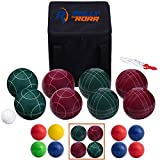 Bocce Ball Game Set for Adults, Families – 90 mm - Complete...