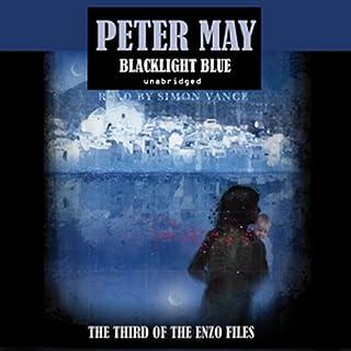 Blacklight Blue audiobook cover art