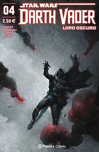 Star Wars Darth Vader Lord Oscuro nº 04/25 (Star Wars: Cómics Grapa Marvel)