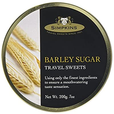simpkins barley sugar drops 200 g (pack of 6) Simpkins Barley Sugar Drops 200 g (Pack of 6) 51mcCgosZ6L
