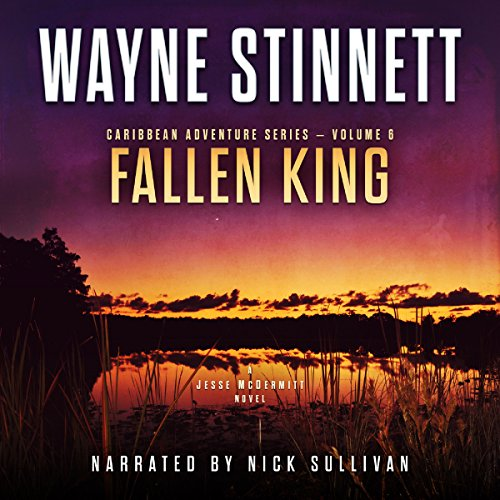 Fallen King: A Jesse McDermitt Novel audiobook cover art