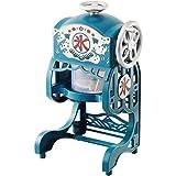 DOSHISHA electric Full-fledged fluffy ice machine DCSP-1751 (Blue)【Japan domestic goods】