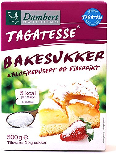 Tagatesse Kalorienreduzierter Backzucker, 500 g