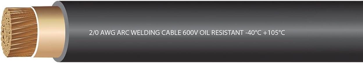 Amazon Com 2 0 Welding Cable