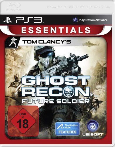 Tom Clancy's Ghost Recon - Future Soldier [Software Pyramide] - [PlayStation 3]