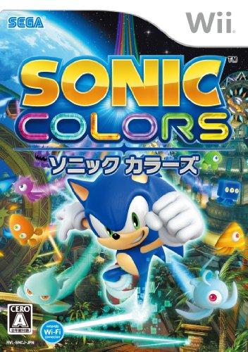 ソニック カラーズ - Wii