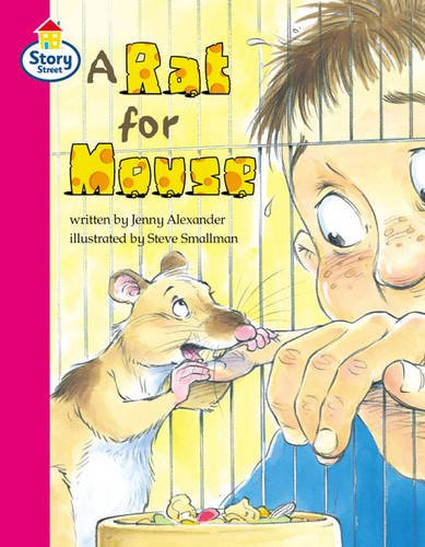 *LILA:SS:S7: RAT MOUSE (LITERACY LAND)の詳細を見る