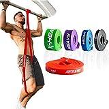 ActiveVikings Pull-Up Fitnessbänder | Perfekt für Muskelaufbau und Crossfit Freeletics...