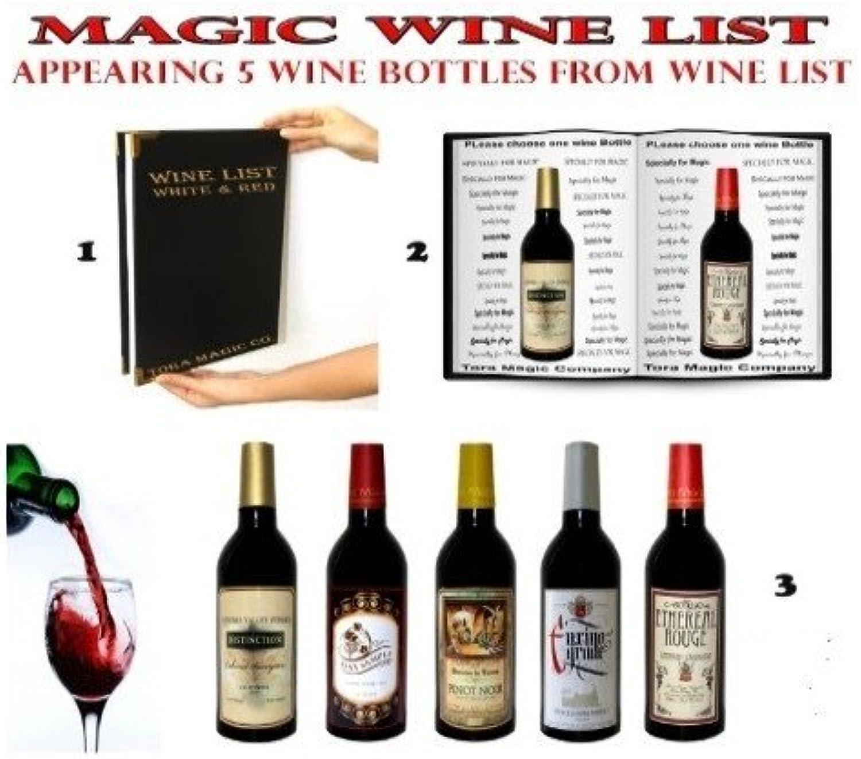ahorra hasta un 80% Apariciòn de Botellas de de de Cocheta de Vinos (5 botella  el mejor servicio post-venta