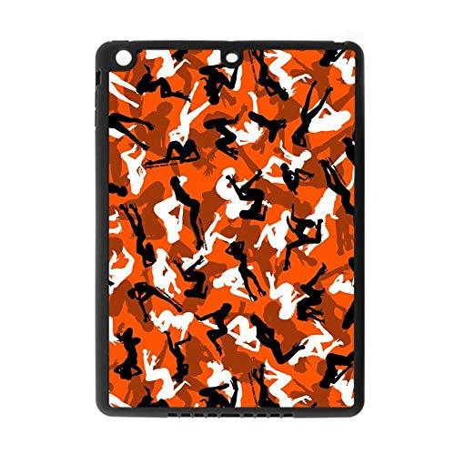Desconocido Generic Usar comoPara Mujeres Teléfono Carcasa Rígida De Plástico Impresión Camo 2 Abstracto Apple iPad Mini 1gen 2 Gen 3gen