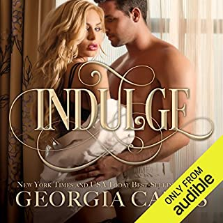 Indulge                   By:                                                                                                                                 Georgia Cates                               Narrated by:                                                                                                                                 Joe Arden,                                                                                        Ava Erickson                      Length: 8 hrs and 49 mins     325 ratings     Overall 4.6