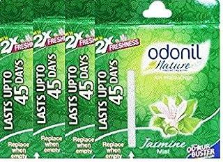 Odonil Air fresherner - 50 g (Jasmine, Pack of 4)