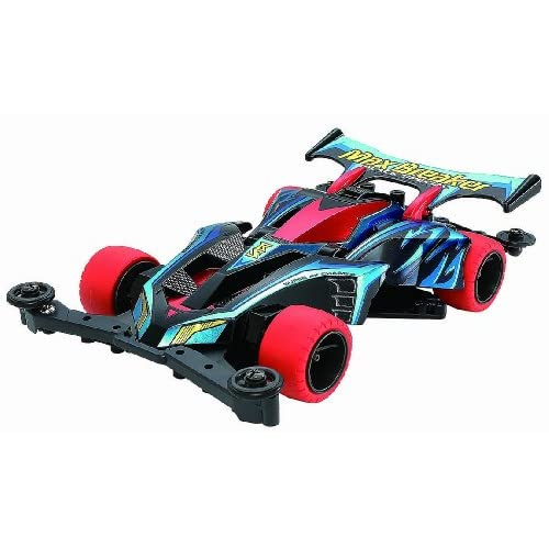 Mini4WD Aero Max Breaker Black Special Super XX