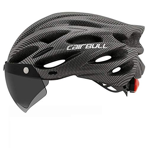YingQ Bike Helmet Cascos De Ciclismo De Bicicleta Moldeados De Forma Integrada...