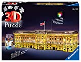 Ravensburger - Puzzle 3D - Building - Buckingham Palace illuminé - 12529