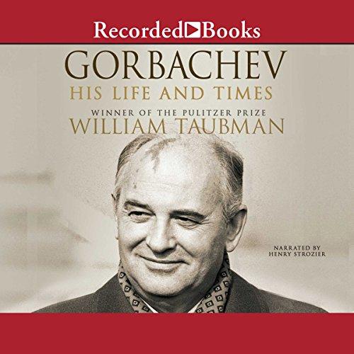 Gorbachev audiobook cover art