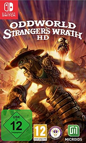 Oddworld: Stranger's Wrath HD - Standard Edition - [Nintendo Switch]
