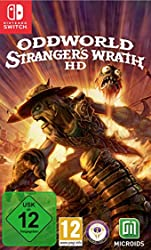 Oddworld Stranger's Wrath HD - Standard-Edition (import allemand)