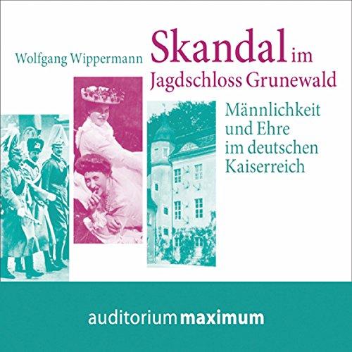 Skandal im Jagdschloss Grunewald Titelbild