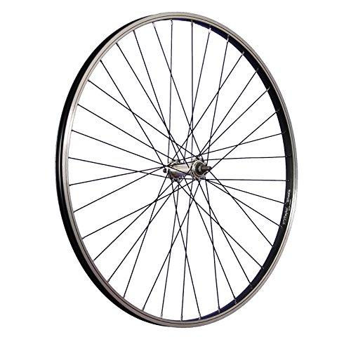 Taylor-Wheels 28 Zoll Vorderrad Büchel Kastenfelge Aluminiumnabe schwarz