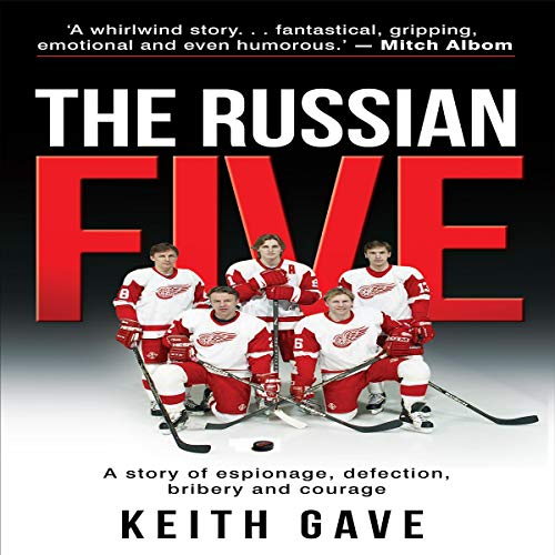 The Russian Five cover art
