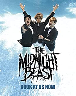 The Midnight Beast - Book At Us Now