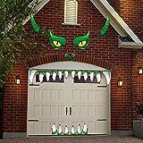 JoyTplay Halloween Dekorationen im Freien, Monster Face