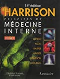 Harrison - Principes de médecine interne en 2 volumes