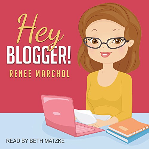 Hey Blogger!  By  cover art